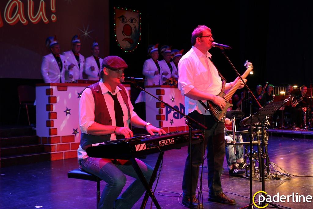 D-Lite-Die Karnevalsband aus Geseke in NRW. Die Liveband bundesweit