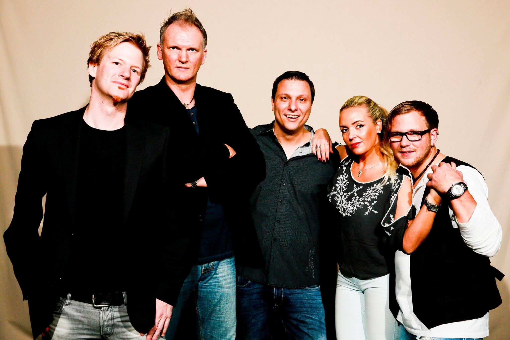 D-Lite Partyband-Bild von der Band D-Lite Partyband-Die angesagte Band aus Geseke NRW