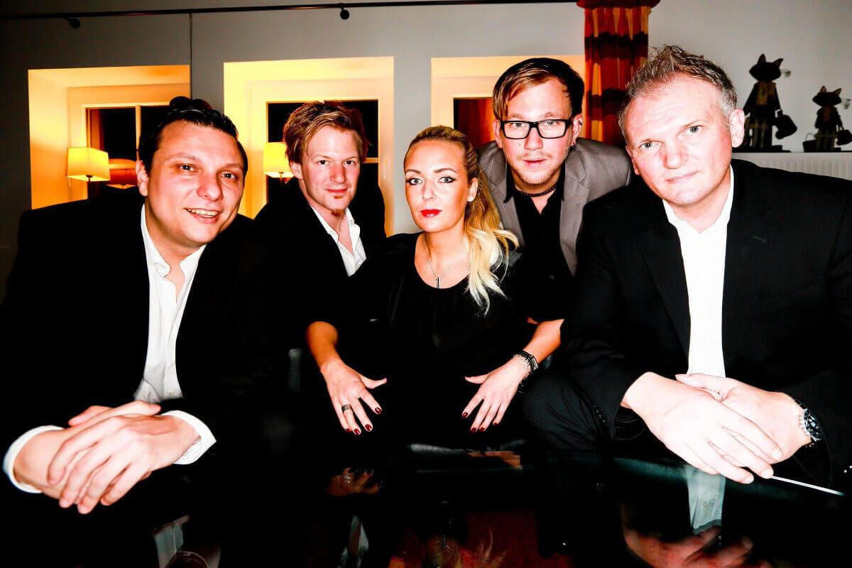 D-Lite Partyband- Die Galaband aus Geseke in NRW-Liveband bundesweit