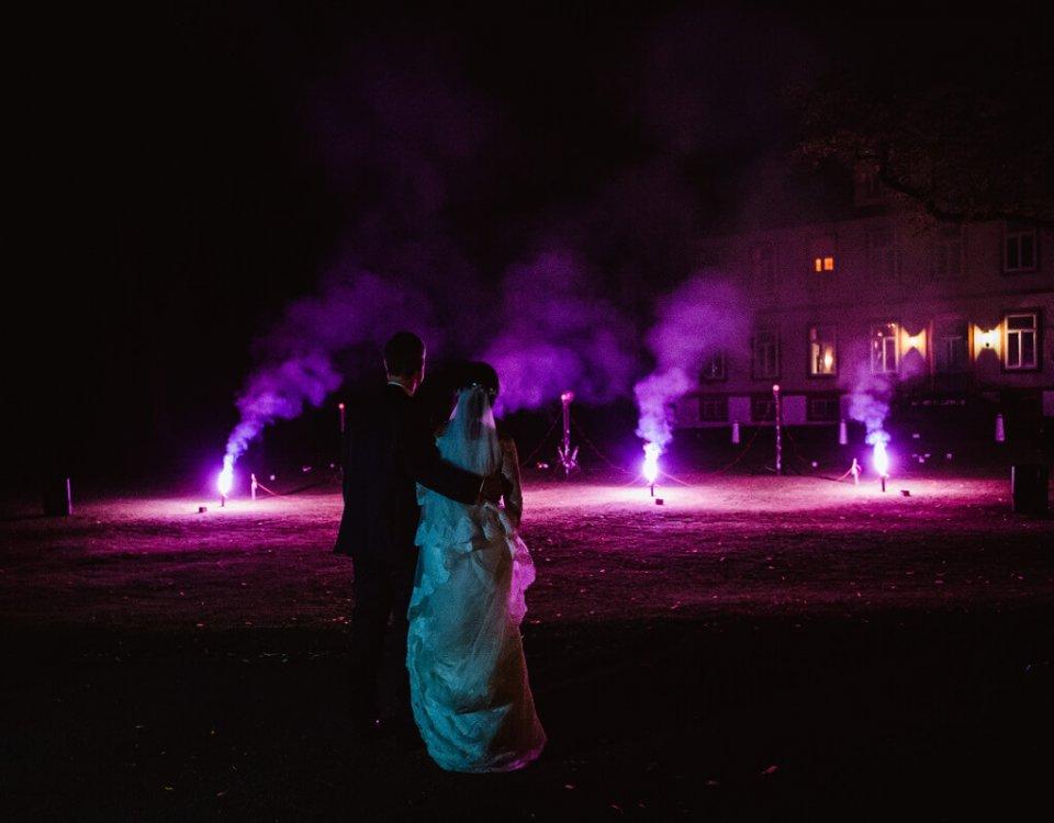 Wunderschöne Hochzeit