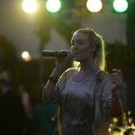 Elli Ernst, Sängerin bei der D-Lite Partyband beim Schützenfest Plettenberg 2016