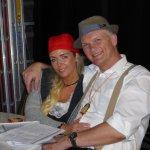 Elli Ernst-Michael Ernst-D-Lite-Partyband-Backstage-Paderhalle-Paderborn-2017