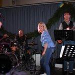 Die D-Lite Partyband beim Schützenfest Plettenberg 2017 am Samstag mit Elli Ernst, Thomas Väth, Holger Voigt und Davide Catalano
