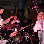 Die D-Lite Partyband aus Geseke NRW beim Schützenfest Plettenberg 2017 am Sonntag mit Andi Kober, Michael Ernst und Sängerin Elli Ernst