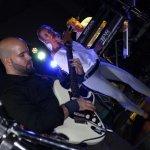 Die D-Lite Partyband aus Geseke NRW mit Elli Ernst, Davide Catalano und Michael Ernst beim Schützenfest Plettenberg 2017 am Sonntag