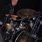 Thomas Väth Drummer der D-Lite Partyband beim Schützenfest Sieveringen 2017