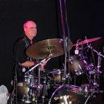 Thomas Väth, Drummer der D-Lite Partyband beim Schützenfest Sieveringen 2017