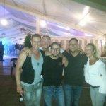 D-Lite Partyband aus Geseke beim Schützenfest Boke 2017